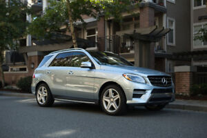 2015 Mercedes-Benz ML350 4Matic Sport Package