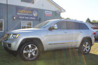 2011 Jeep Grand Cherokee Limited 4X4-NAV, DUAL PANE SUNROOF
