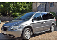Chrysler Grand Voyager 2.8CRD auto Limited, Stow & Go, 96K MILES, FULL S/HISTORY