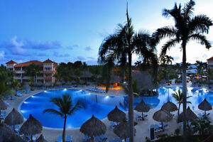 All inclsuive tickets for the Grand Bahia Principe Punta Cana