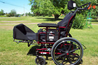 Maple Leaf Wheelchair Super Tilt Model