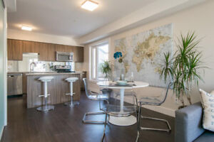 Modern, Furnished, 1-bdrm Condo for Rent. Everything Included.