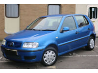 Volkswagen Polo 1.4 auto 2001 E AUTOMATIC BARGAIN PRICE TO CLEAR QUICK SALE!!