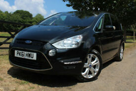 Ford S-MAX 1.6TDCi ( 115ps ) 2011 Titanium