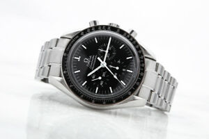 Omega Speedmaster Professional Moon Watch 3570.50 Complete PKG