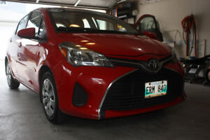 2015 Toyota Yaris Hatchback