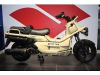 HONDA PS250 RUCKUS MF09, 2006, BEIGE, RARE JDM IMPORTED SCOOTER