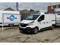 Renault Trafic 1.6dCi 120 SL27 Refrigerated Van with Overnight Standby