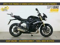 2018 67 TRIUMPH STREET TRIPLE 675 ABS - ALL TYPES OF CREDIT ACCEPTED