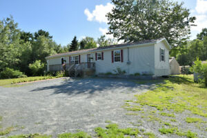 Mini Home on 4 acre lot