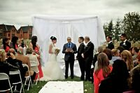 Wedding/Marriage Notary OFFICIANT - Rocco - Starting $249.99+tx