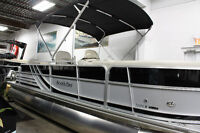 ***2016 SOUTHBAY PONTOONS- 522 FCR WITH 150 ELPT MERCURY***
