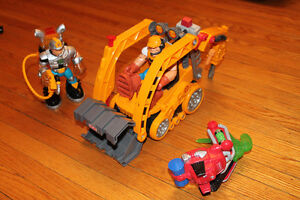 Rescue Rangers Rescue Heroes police