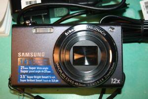 Samsung  WB210 Digital Camera.