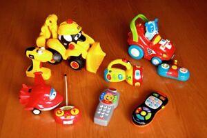 Ensemble de jouets électroniques pour tout-petits