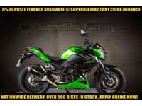 2017 17 KAWASAKI Z300 BGF ABS 300CC 0% DEPOSIT FINANCE AVAILABLE