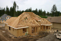 Structural Carpentry & Custom Home framing Services in Toronto