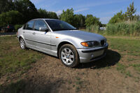 2003 BMW 3-Series 325xi 4X4 Sedan  2.5L L6 DOHC 24V