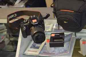 Canon Rebel T3 12.2MP DSLR + EFS 18-55MM Lens