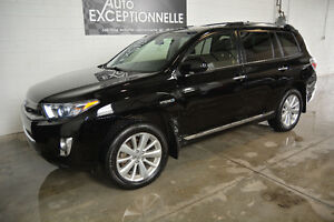 TOYOTA HIGHLANDER HYBRID LIMITED , NAV , CAMERA