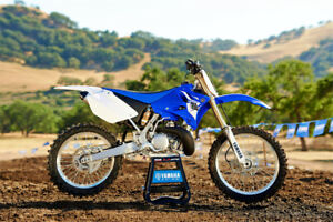 Perfect condition Yz250 trade for Utility quad