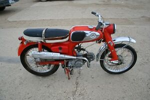 1965 Honda 65cc Sport Cub