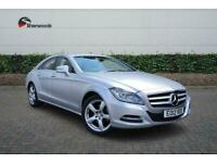 2012 Mercedes-Benz CLS350 MERCEDES-BENZ CLS350 CDI BLUEEFFICIENCY Automatic Coup