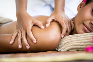 Enjoy Deep Tissue Massage in Youngshape at cheap price!
