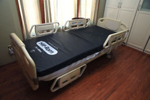 ADVANTA by HILL-ROM P1600 Hospital Bed, Excellent Condition