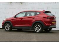 2017 Hyundai Tucson 2.0 CRDi SE Nav 5dr SUV Diesel Manual