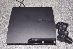 PlayStation 3 (PS3) CECH-2001A 120GB HDD