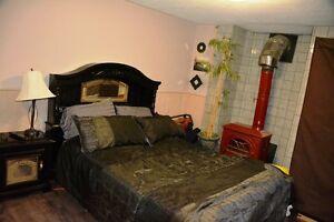Chambre #6 de luxe à louer, Val-D'or, SPA, TV, internet, meublé