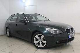 2005 05 BMW 5 SERIES 2.5 525D SE TOURING 5DR 175 BHP DIESEL
