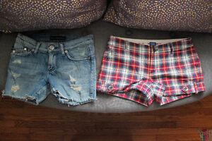 Shorts (Rock&Republic/Aritzia)