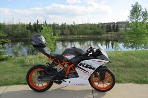 2015 .... KTM RC 390 .... ABS ........... willing to PRICE MATCH