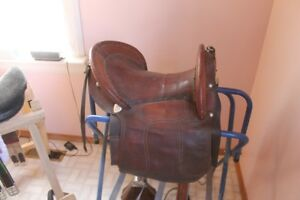 Peruvian saddle for sale