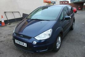 Ford S-Max Zetec 1.8TDI 125 PS 5 Speed - One Owner - Full Service History