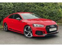 2018 Audi RS 5 COUPE 2.9 TFSI Quattro 2dr Tiptronic Coupe Petrol Automatic