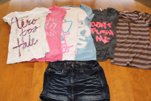 TEENAGE GIRL SUMMER LOT ( SIZE X-SMALL )