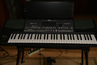 Korg PA 600 Music Workstation - Manuals and Factory Box