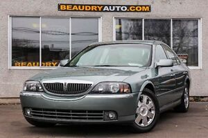 Lincoln LS Luxury 2004