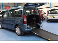 Citroen Berlingo Multispace Plus Special Edition Wheelchair adapted car 2012