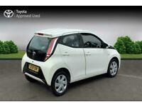 2018 Toyota AYGO 1.0 VVT-i x-play Hatchback Petrol Manual
