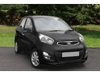 2014 Kia Picanto 1.25 2 Manual Hatchback