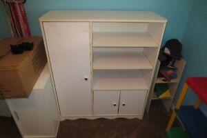 Baby Wardrobe Dresser