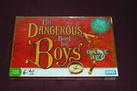 THE DANGEROUS BOOK FOR BOYS GAME-JEU COMME NEUF TAXE INCLUSE