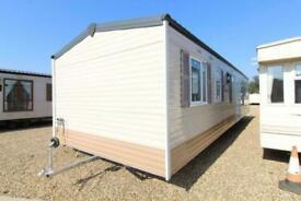 Static Caravan Mobile Home Cosalt Eclipse 37x12ft 3 Beds SC7314