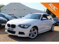 2014 14 BMW 1 SERIES 2.0 118D M SPORT 5D 141 BHP DIESEL - RAC DEALER