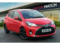 2016 Toyota Yaris DESIGN VVT-I Hatchback Petrol Manual