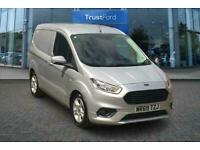 2019 Ford Transit Courier Limited 1.5 TDCi 100ps 6 Speed, CRUISE CONTROL, SMART